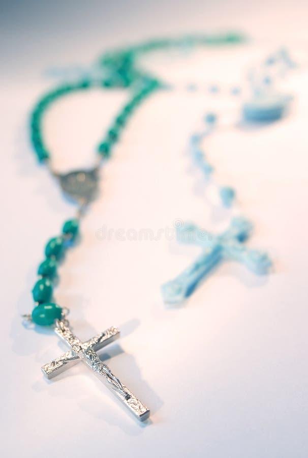 Due Rosari Fotografia Stock Libera da Diritti
