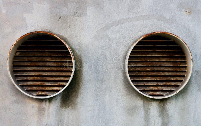 Due tubi chimici fotografie stock