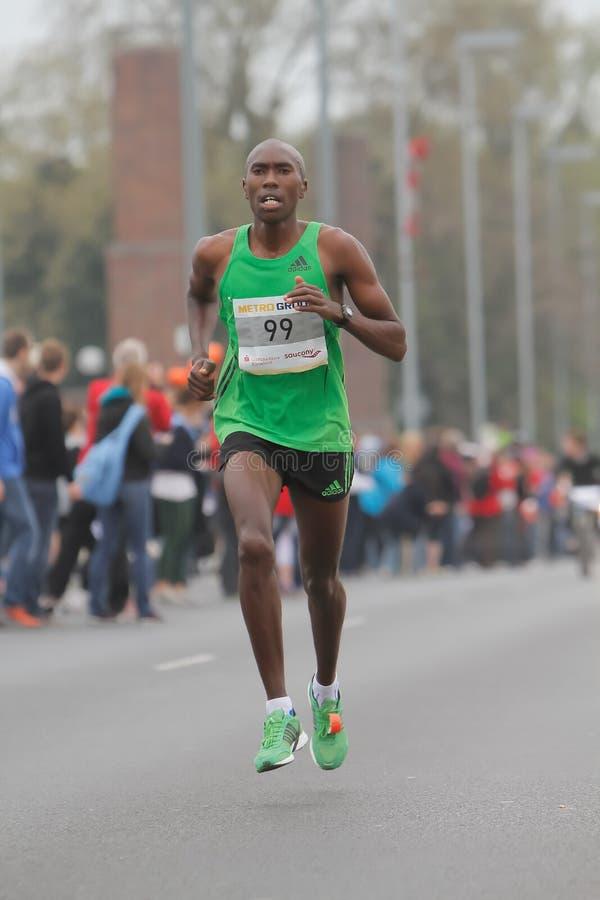 Download Duesseldorf Marathon Editorial Stock Photo - Image: 24547838