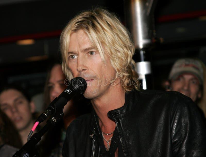Duff McKagan photos libres de droits