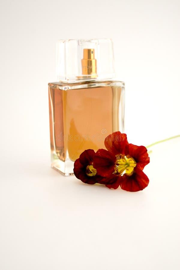 Duftstoff und Blumen stockfotografie