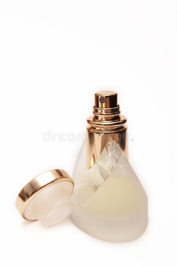 Duftstoffflasche 2 lizenzfreie stockbilder