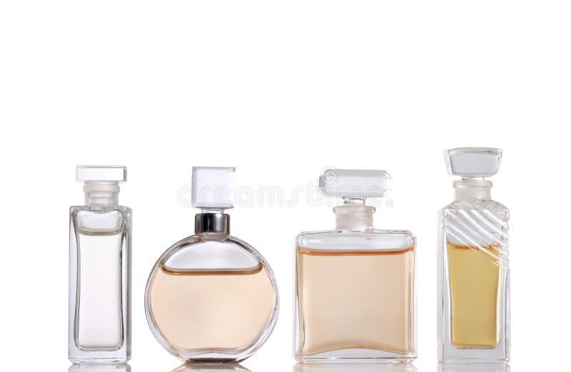 Duftstoffflaschen stockfotos