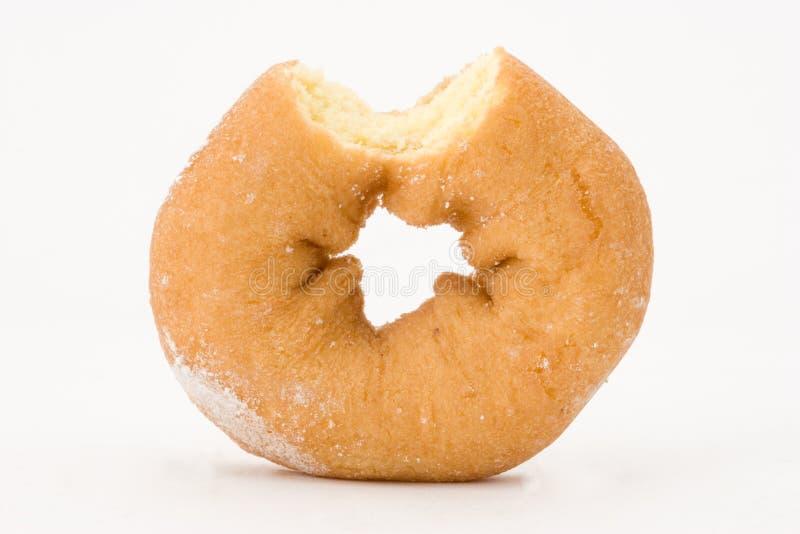 Duidelijke doughnut royalty-vrije stock afbeelding