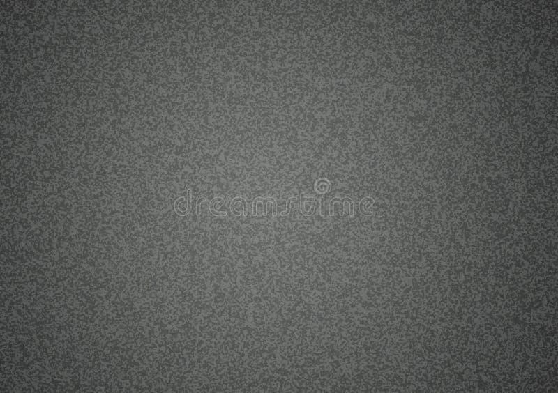 Duidelijke grijze geweven achtergrond met gradiënt stock foto