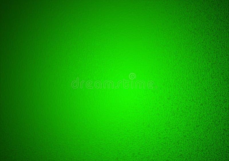 Duidelijke groene geweven gradiëntachtergrond royalty-vrije stock afbeelding