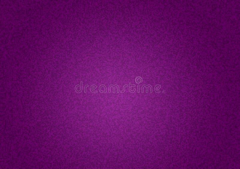 Duidelijke purpere geweven achtergrond met gradiënt stock foto's
