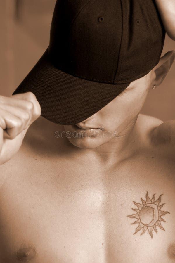 Duidelijke zwarte hoed