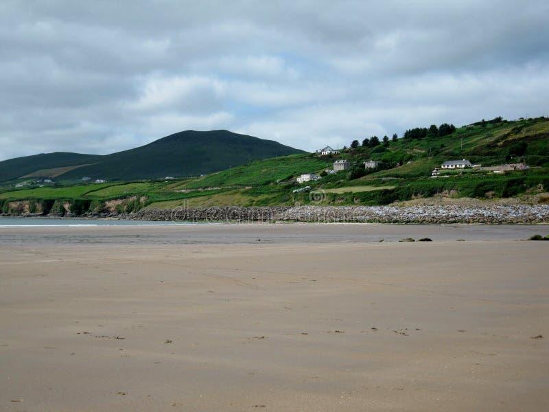 Duimstrand, Ierland royalty-vrije stock foto's