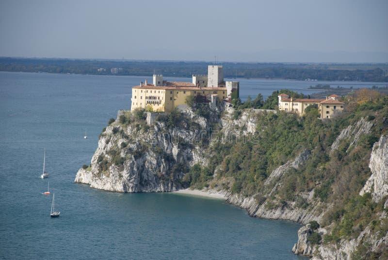 Download Duino castle stock photo. Image of cliffs, castle, adriatic - 11922602