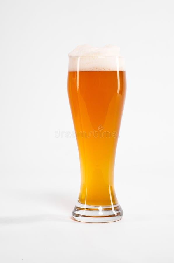 Duits geïsoleerdr bier royalty-vrije stock foto