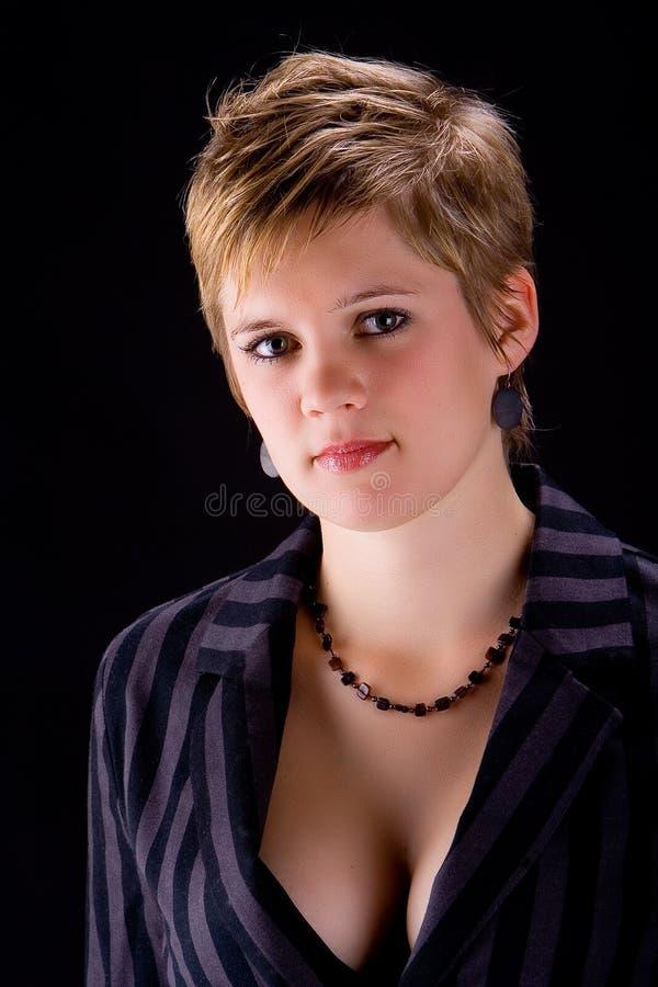 Duits meisje royalty-vrije stock afbeelding
