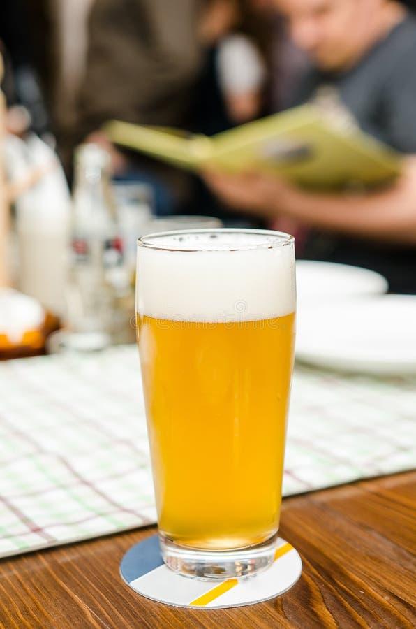 Duits pilsener-bier royalty-vrije stock fotografie