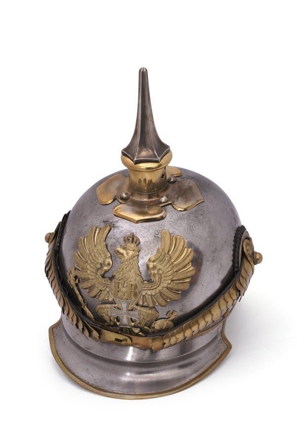 Duits roer van de 19de eeuw stock afbeeldingen