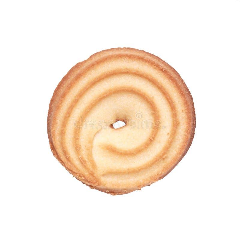 Duits spritzkoekje of koekje royalty-vrije stock afbeelding