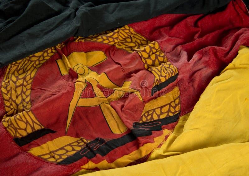 Duitse Democratische Republiek royalty-vrije stock afbeelding