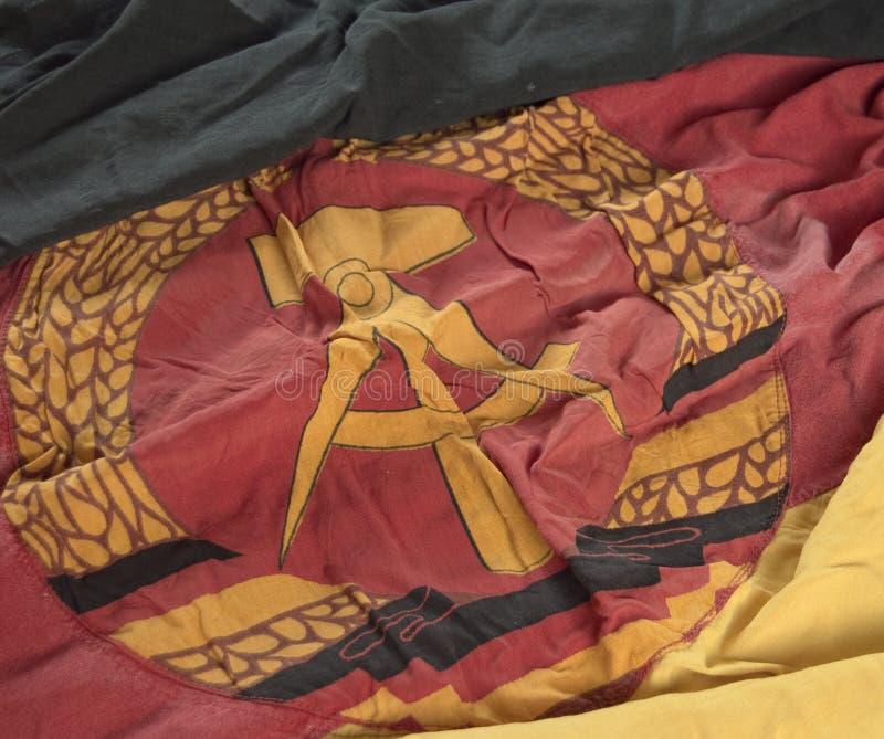 Duitse Democratische Republiek stock foto