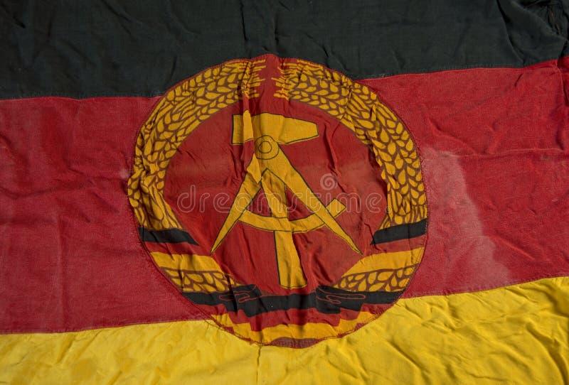 Duitse Democratische Republiek stock fotografie