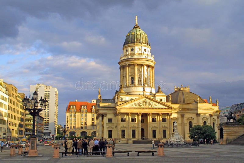 Duitse Kathedraal royalty-vrije stock afbeelding