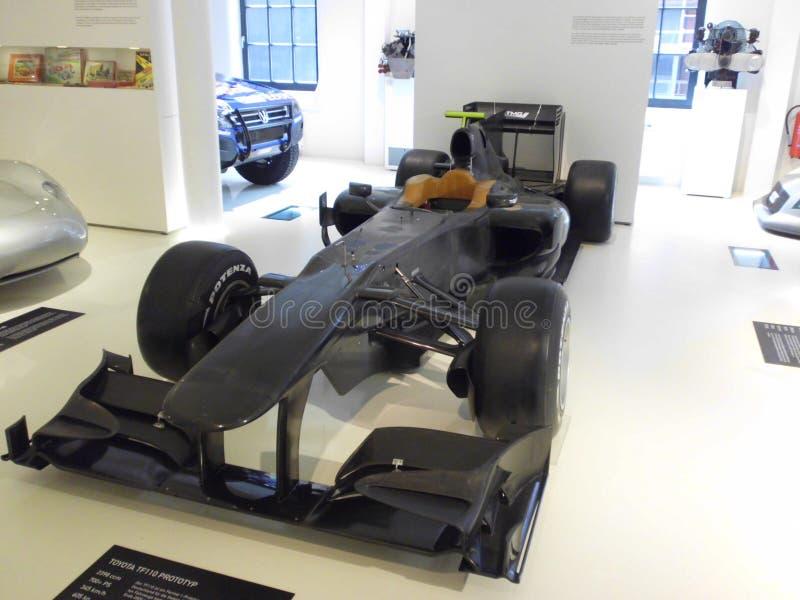 Duitse sportwagen stock foto
