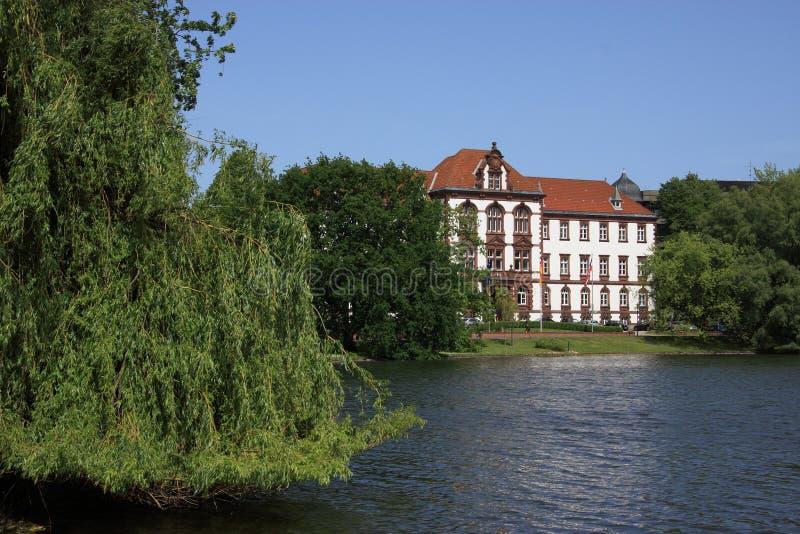 Duitsland Kiel stock fotografie