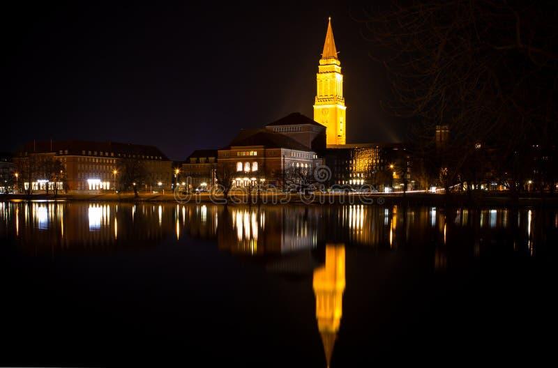 Duitsland Kiel stock foto