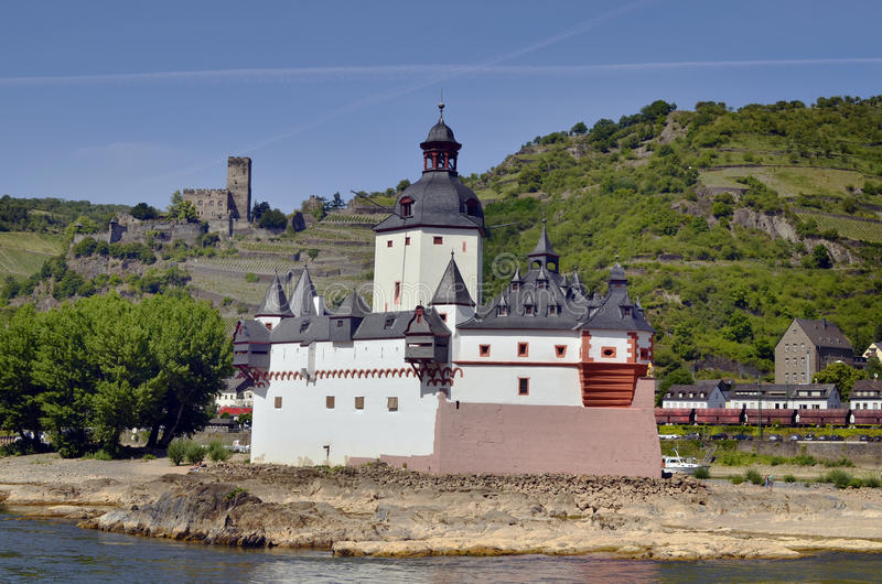 Duitsland, Rijn-Vallei royalty-vrije stock fotografie