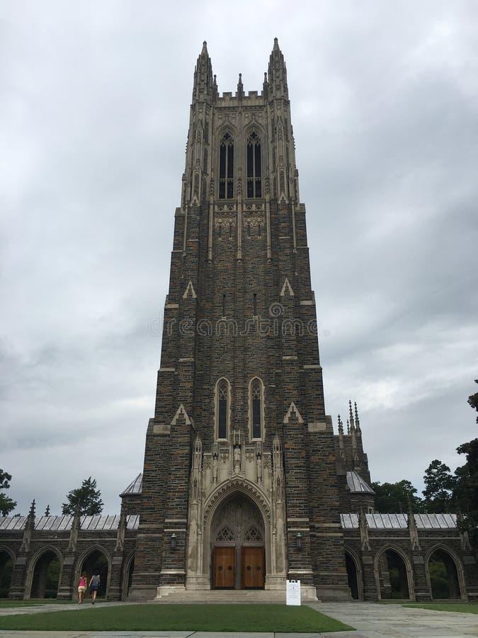 Duke Cathedral fotos de archivo