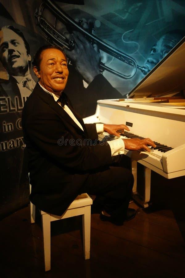 Duke Ellington Wax Figure royalty free stock photos