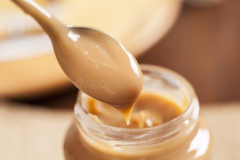 Dulce de leche images stock