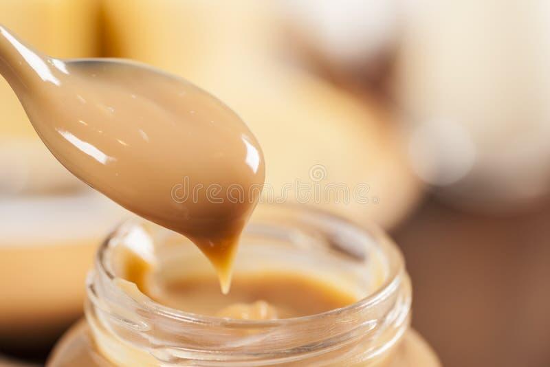 Dulce de leche στοκ εικόνες με δικαίωμα ελεύθερης χρήσης