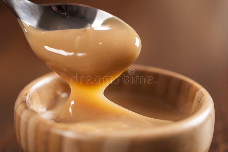 Dulce de leche image stock
