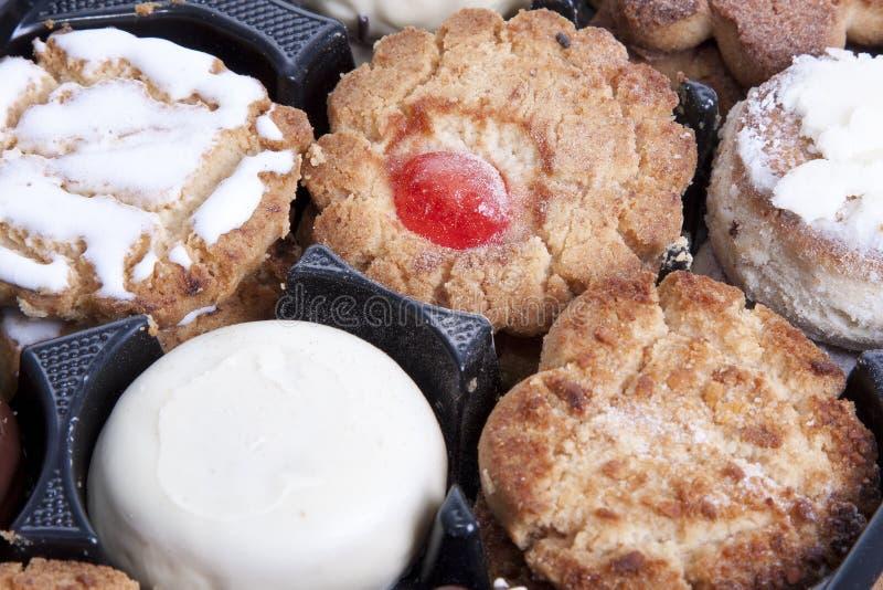 Dulces y pasteles imagen de archivo libre de regalías