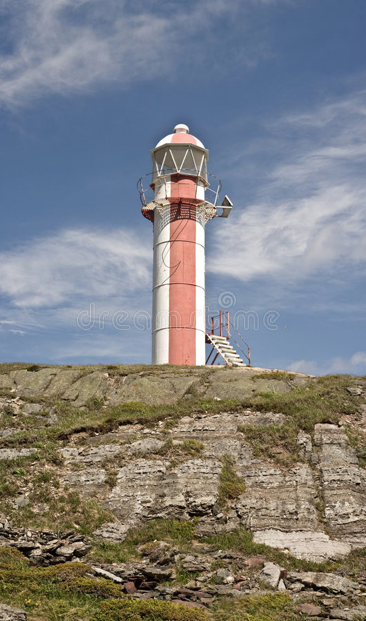 Download Dull lighthouse stock photo. Image of sailing, landmark - 7236754