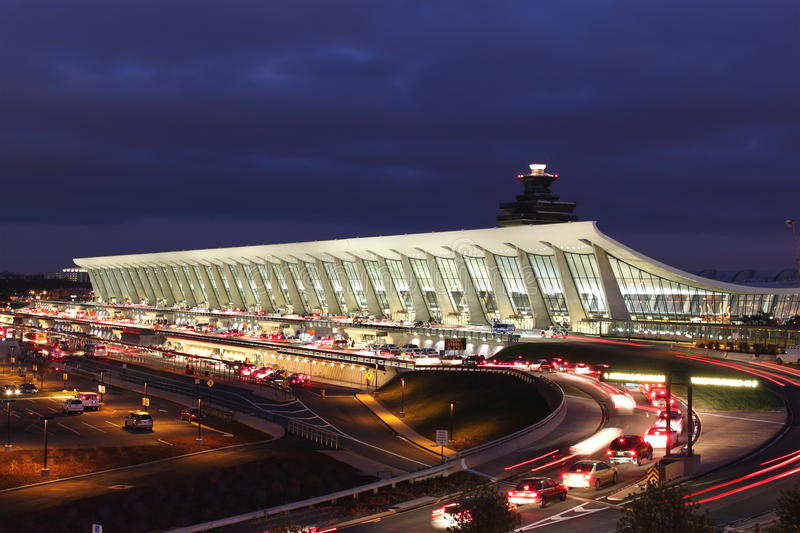 Dulles royalty free stock photography