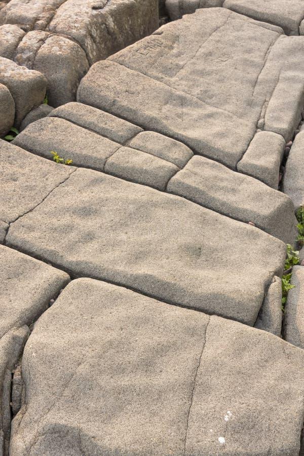 Duluth skały obrazy stock