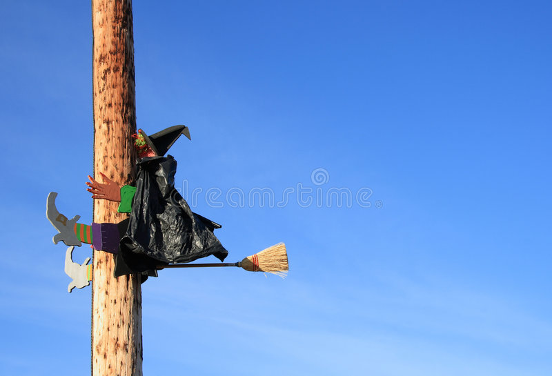 Dumb Witch stock images