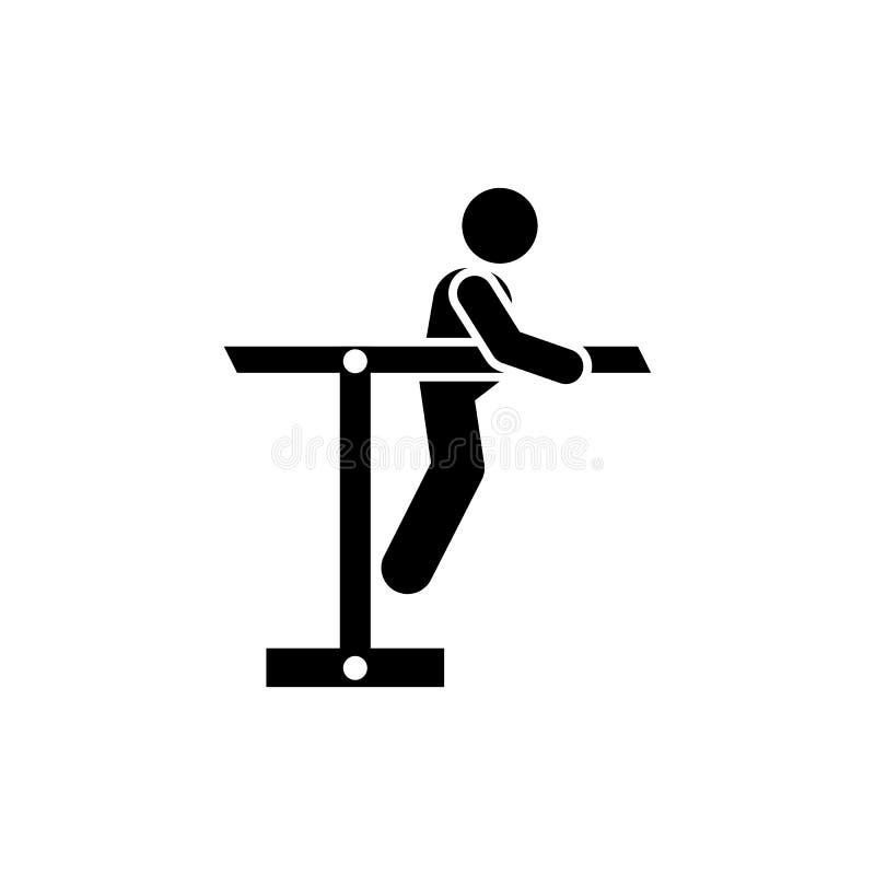 Dumbbell, ćwiczenie, sprawność fizyczna, szkolenie, ciężar ikona Element gym piktogram Premii ilo?ci graficznego projekta ikona z ilustracji