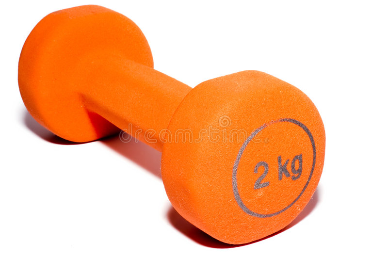 Download Dumbbell stock photo. Image of hobby, pair, building, free - 1412432