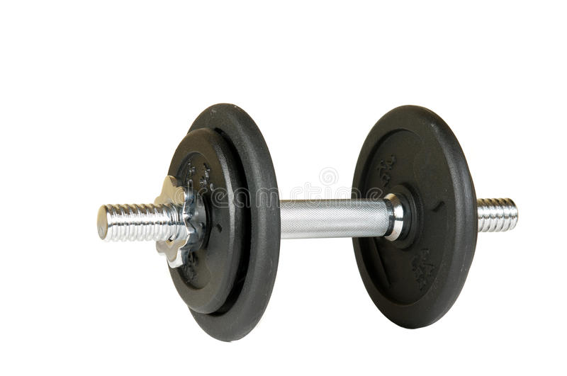 Download Dumbbell stock image. Image of object, grip, chrome, sport - 20672479