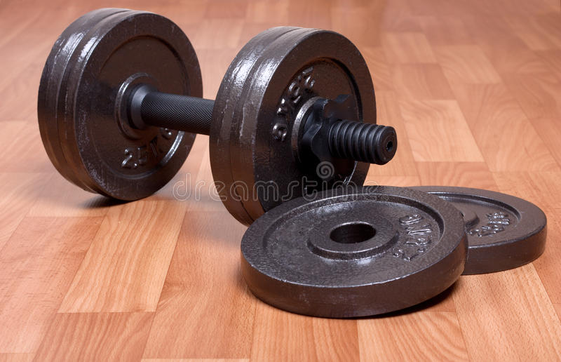 Download Dumbbell stock image. Image of health, free, body, background - 27489373