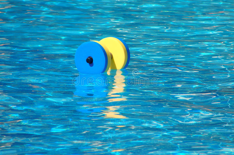 Dumbbell for water aerobics