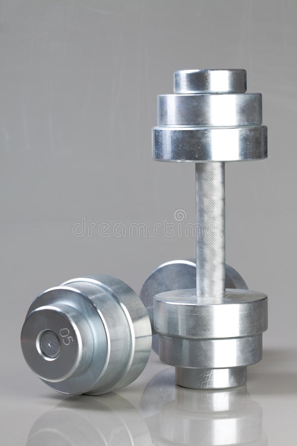 Download Dumbbells Stock Photography - Image: 21404262