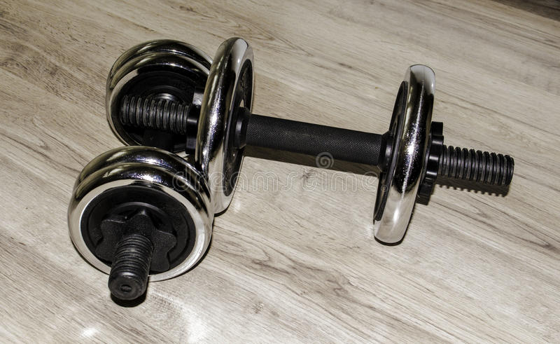 dumbbells images stock