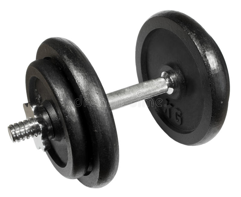 Dumbell photographie stock
