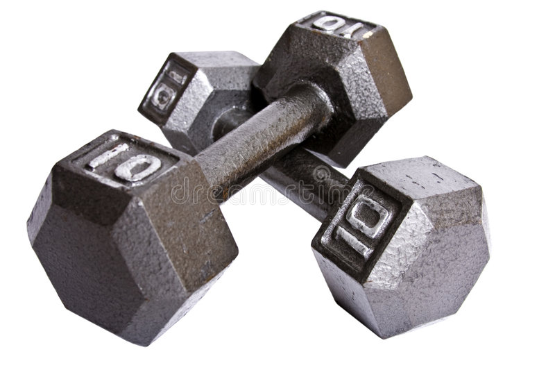 Dumbell photos stock