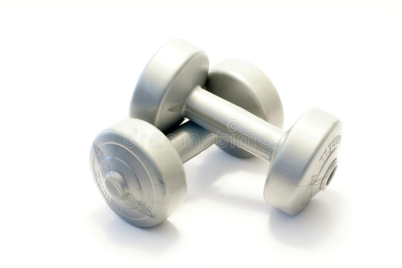 dumbell obraz stock