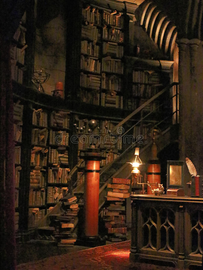 Download Dumbledore`s Office In The Wizarding World Of Harry Potter  Editorial Image   Image