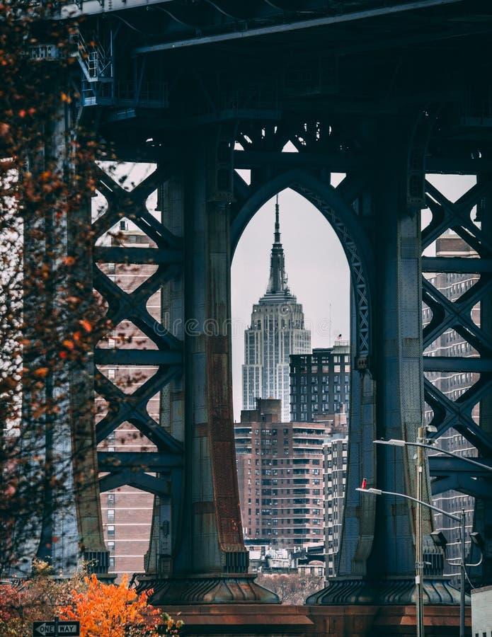 Dumbo Brooklyn fotos de stock royalty free