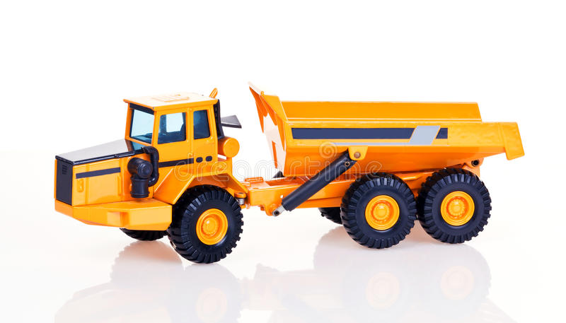 Download Dump truck stock photo. Image of earth, dump, operate - 18206420